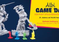 Pozvánka na představení herních novinek na Albi Game Day 2018