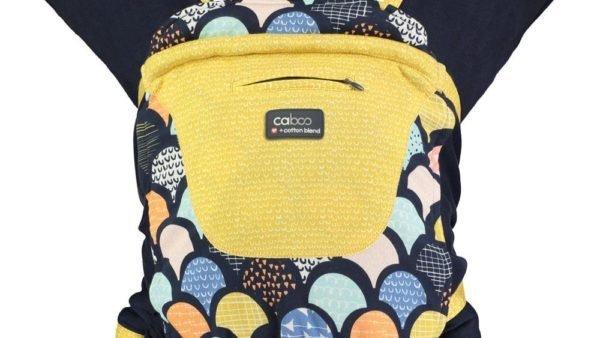 Předvázaný šátek Caboo překvapil novými barvami a designem