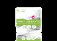 MonPeri – ekologicky šetrné plenky, které se postarají o pokožku dětí