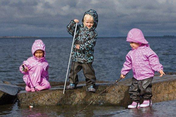Dětské podzimní oblečení