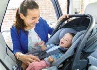 JOIE představuje bezpečné autosedačky a jídelní židličku 6 v 1
