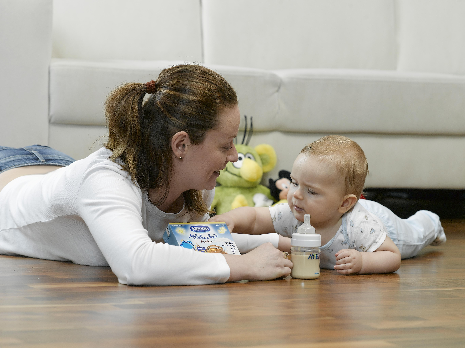 Mýty a pravdy o kojenecké výživě – příkrmy